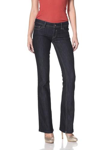 DL 1961 Premium Denim Women's Milano Bootcut Jeans (Mykonos)