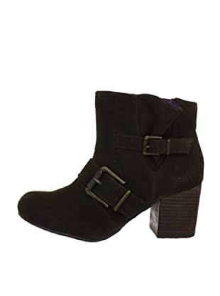 Blowfish Tarta Bootie BF2338 AU12, Stivaletti donna (Marrone (Braun (dark brown fawn PU BF228)))