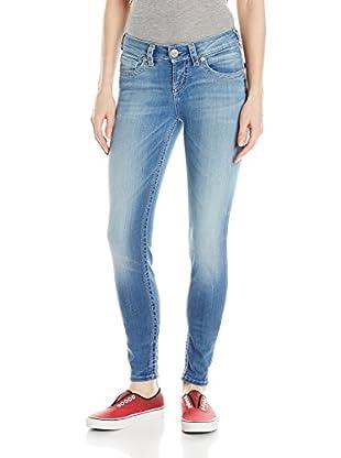 Silver Jeans Vaquero Suki Mid Super Skinny