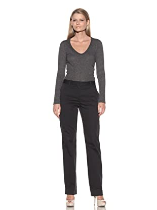 Loro Piana Women's Philadelphia Summer Felix Pant (Black)
