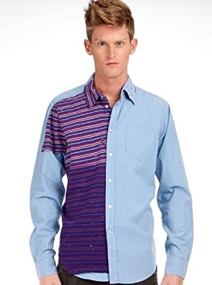 Custo Camisa (Azul)