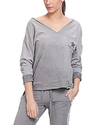 Tantra Longsleeve With Sequin Star On The Pocket