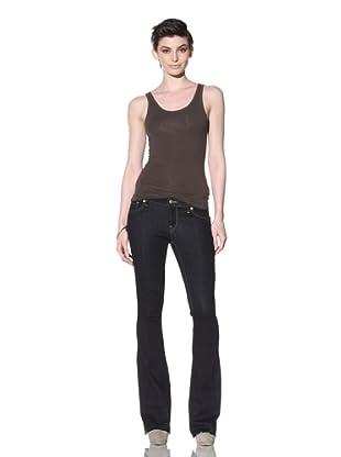 Workcustom Women's Gidget Flare Jeans (Rinse)