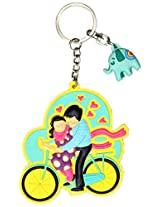 Chumbak Cycle Love Keychain (CK063)