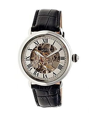 Heritor Automatic Uhr Ossibus Herhr1701 schwarz 47  mm