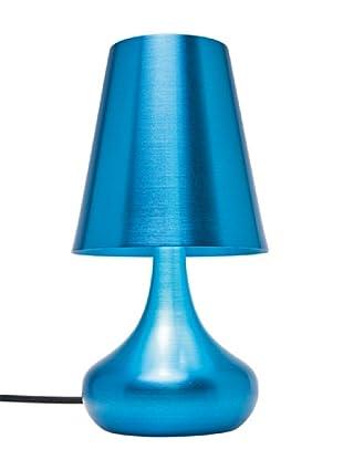 Kare Lámpara de mesa Casino Azul