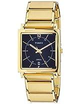 Timex Empera Analog Black Dial Men's Watch - DV14
