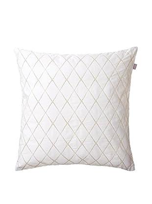Belle Époque Home Concept Collection Moare Embroidered Decorative Pillow
