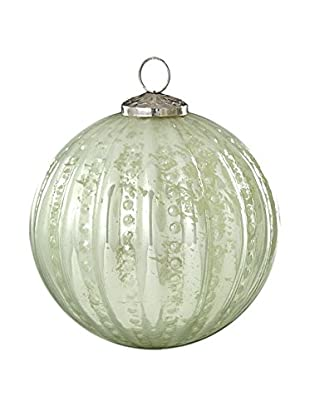 Sage & Co. Small Glass Beaded Ball Ornament
