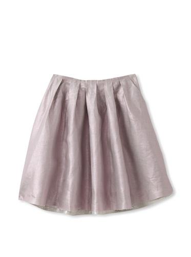kicokids Girl's Pleated Bella Skirt (Potpouri)