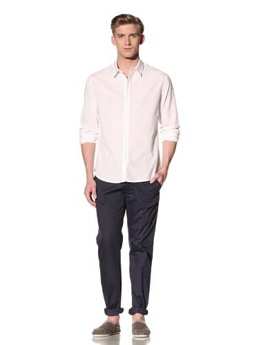 Riviera Club Men's Club Shirt (White)