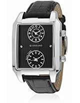60059 Dtlm Ips Black Analog Watch