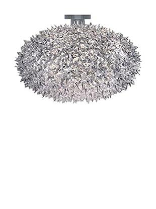 Kartell Deckenlampe Bloom C1 kristall