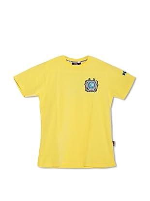 The Indian Face  Camiseta Saint Johns (Amarillo)
