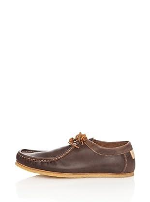 Pedro del Hierro Zapatos (Marrón)
