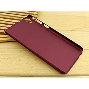 Pudini Grip Series Case Cover For HTC Desire 820 - Maroon
