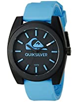 Quiksilver analog Black Dial Men's Watch - QS-1022-BLBK