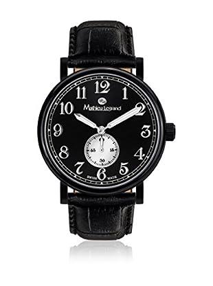 Mathieu Legrand Reloj con movimiento cuarzo suizo Man 42 mm