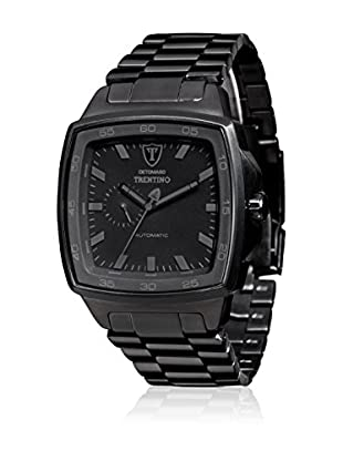 DETOMASO Uhr Black schwarz