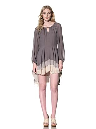 Sheri Bodell Women's Atrium Flou Dress (Smoke)