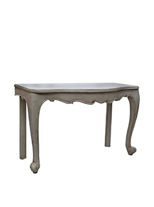 Juliette Console Table, Oyster Gray