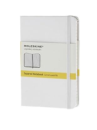 Moleskine Cuaderno Notas Hojas Cuadriculadas Blanco