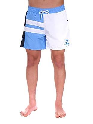 Giorgio Di Mare Bañador Eresto (Azul / Blanco)