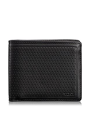 TUMI Bowery Center Flip ID Wallet, Black