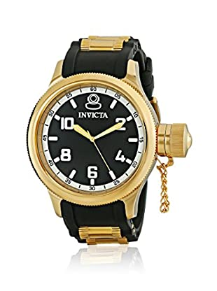 Invicta Watch Reloj con movimiento cuarzo suizo Man 1436 52 mm