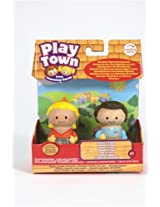 Play Town: Core Family Figures - Mom/Dad 2-Pack
