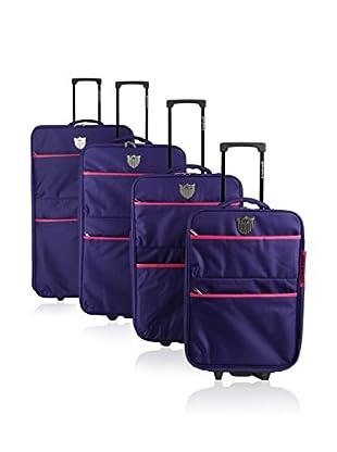 Travel World 4er Set Trolley