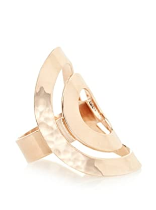 Argento Vivo Oval Shaped Ring