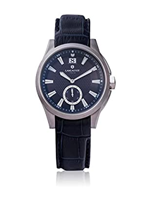 Lancaster Quarzuhr Unisex Apollo Big Date Medium 38.0 mm