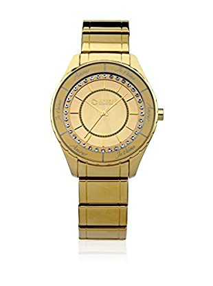 Morgan de Toi Orologio al Quarzo Woman M1066G Dorato 38 mm