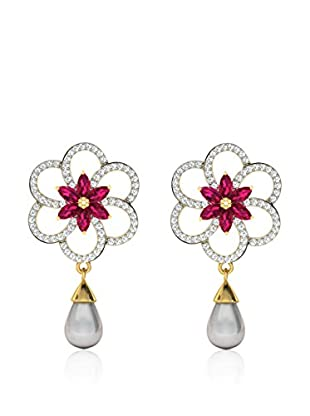Art of Diamond Pendientes Oro Amarillo