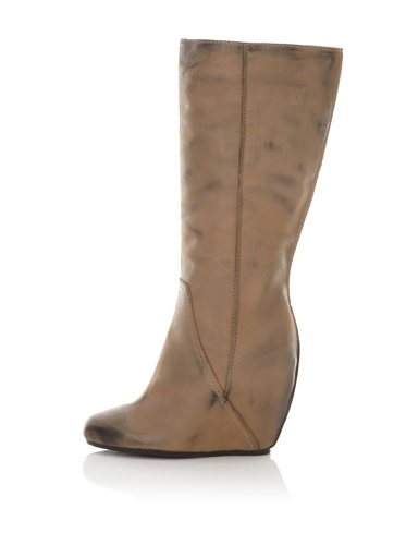 Kelsi Dagger Women's Kirsti Wedge Boot (Tan)