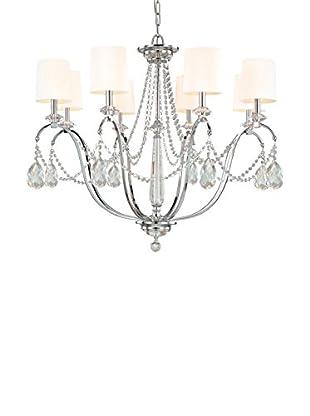 Troy Lighting Fountainbleau Chandelier, 8-Light