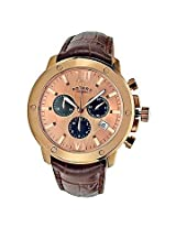 Rotary Brown Chronograph Men Watch GS0284025