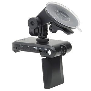 【クリックで詳細表示】広角120度 常時録画型 ドライブレコーダー ショートマウンタ RDV-DRSD1b
