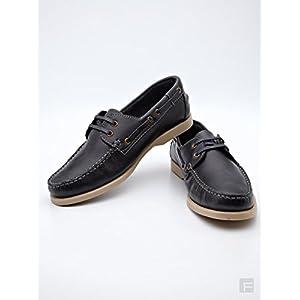 Ridged Boat Shoe