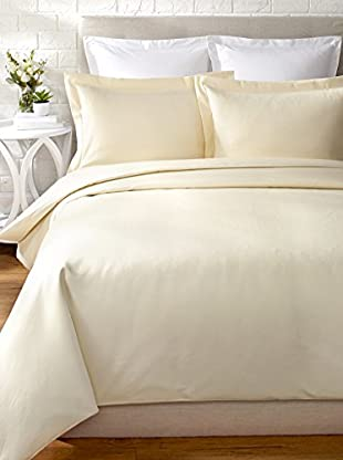 Westport Linens 1200 TC Egyptian Cotton Duvet Sets (Ivory)