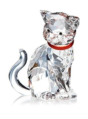 Swarovski Mother Cat Figurine