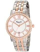 Kenneth Cole  Analog Mother of Pearl Dial Women's Watch - IKC4972