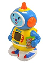 Mee Mee Space Robo Musical Toy, Multi Color