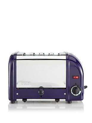 Dualit Classic 4-Slice Toaster (Cobalt Blue)