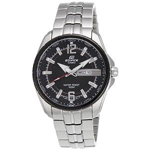 Casio Edifice EF-131D-1A1V (ED444) Men's Watch -Black