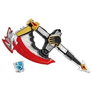 【クリックで詳細表示】Amazon | 仮面ライダーウィザード 煌輝斧剣 DXアックスカリバー | ベルト・なりきりアイテム 通販