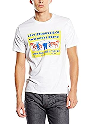 Levi's T-Shirt Manica Corta Graphic Set-In Neck