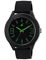 Fastrack Tees Analog Black Dial Unisex Watch - 38003PP07J