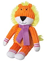 "Monkeez ""LaMont"" Mini Orange Lion Plush"